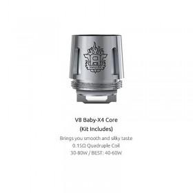 Smok - TFV8 Baby Coil V8-X4 0.15ohm