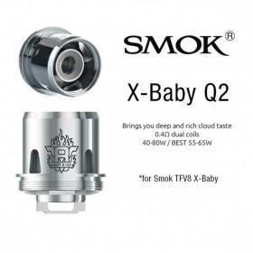 Smok - TFV8 X- Baby Coil Q2 0,4 ohm