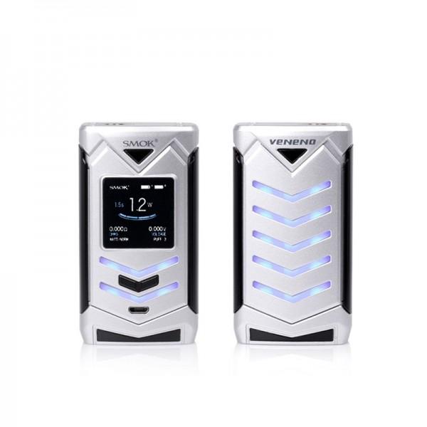 SMOK - Veneno 225W Battery Box - Silver/black