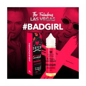 Super Flavor- #Badgirl - Concentrato 20ml