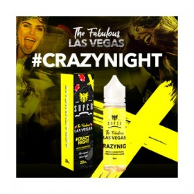 Super Flavor- #Crazynight - Concentrato 20ml