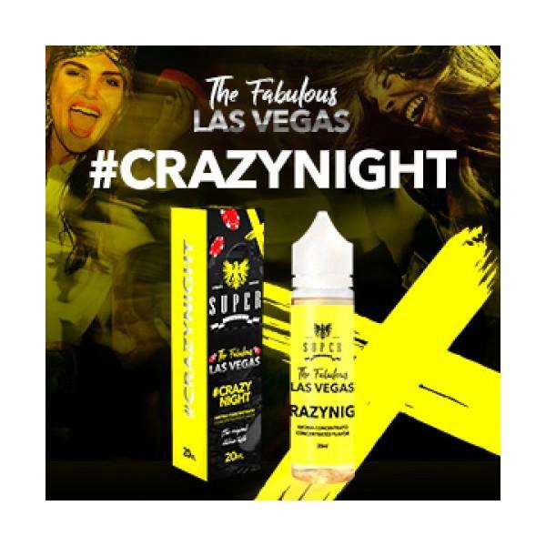 Super Flavor- #Crazynight - Concentrato 20ml
