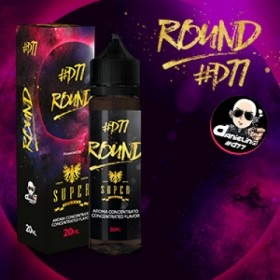 Super Flavor- #D77 Round - Concentrato 20ml