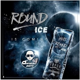 Super Flavor- #D77 Round Ice - Concentrato 20ml