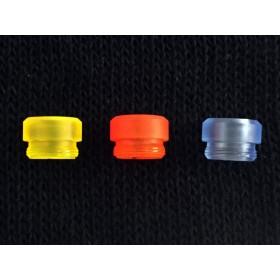 Svoemesto - Kayfun 5 - Drip Tip - Plexi Arancione 4mm