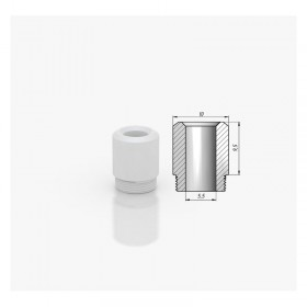 Svoemesto - Kayfun 5 - Drip Tip - POM Bianco 9,5mm