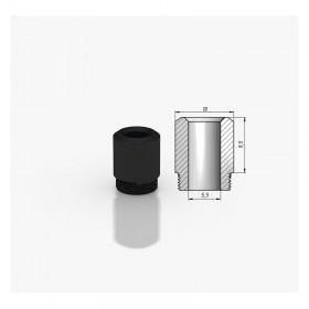 Svoemesto - Kayfun 5 - Drip Tip - POM Nero 9,5mm