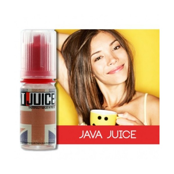 T-JUICE JAVA JUICE - AROMA CONCENTRATO - 10 ml