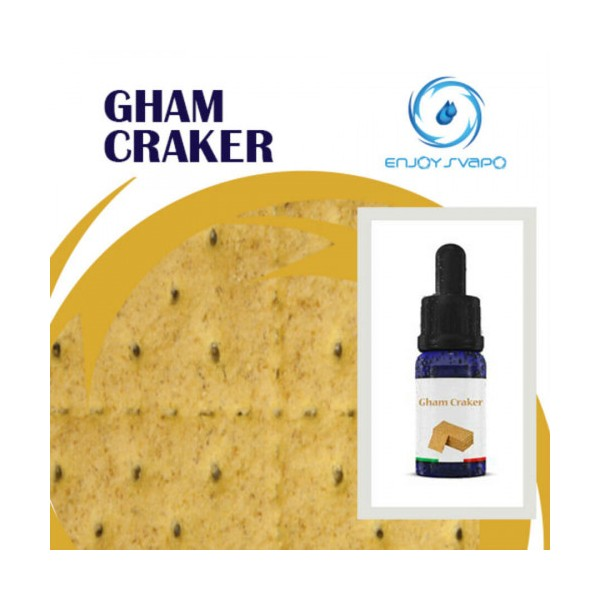 Aroma Enjoy Svapo - Graham Cracker