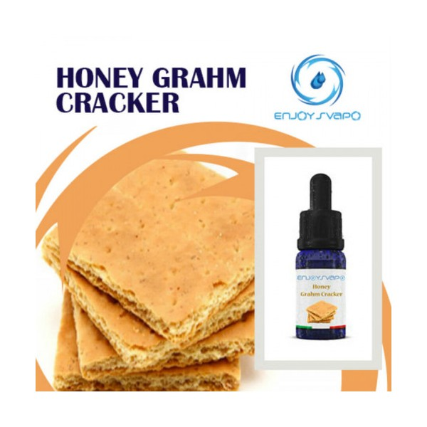 Aroma Enjoy Svapo - Honey Graham Cracker