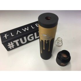 TUGBOAT COPPER MOD V2.5 BY FLAWLESS - BLACK/GOLD