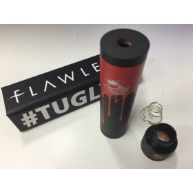 TUGBOAT COPPER MOD V2.5 BY FLAWLESS - BLACK/RED