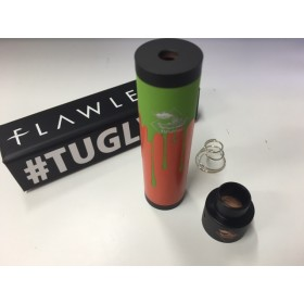 TUGBOAT COPPER MOD V2.5 BY FLAWLESS - ORANGE/GREEN