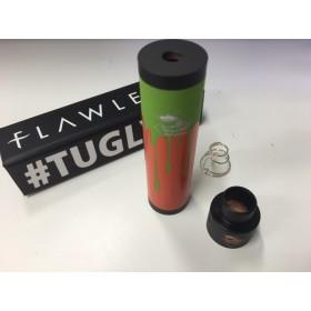 TUGBOAT COPPER MOD V2.5 BY FLAWLESS - ORANGE/GREEN