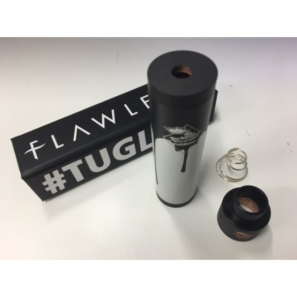 TUGBOAT COPPER MOD V2.5 BY FLAWLESS - WHITE/BLACK