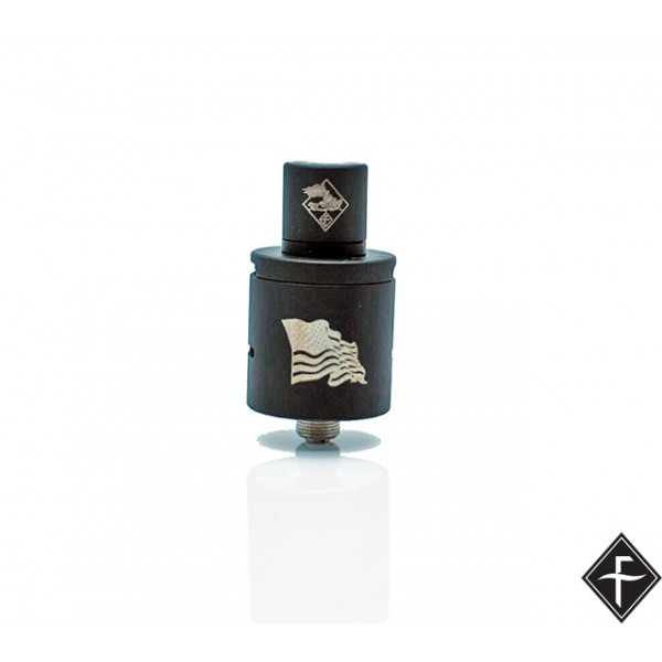 TUGBOAT RDA V3 - Black