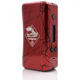 Tuglyfe DNA 250W - Red/Black