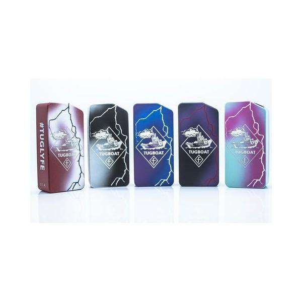 Tuglyfe Unregolated Box V2 Bianca/Rosso/Fulmine Blu
