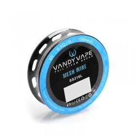 VANDY VAPE - MESH WIRE SS316L - 0,9 OHM
