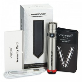 VISION SPINNER PLUS BATTERY 1500MAH - STEEL
