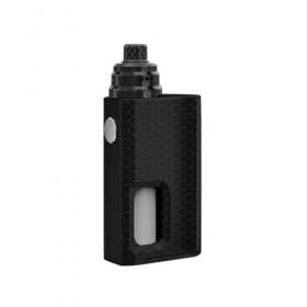 Wismec - Luxotic Bf Box 100W + Tobhino RDA KIT - Black Honeycomb