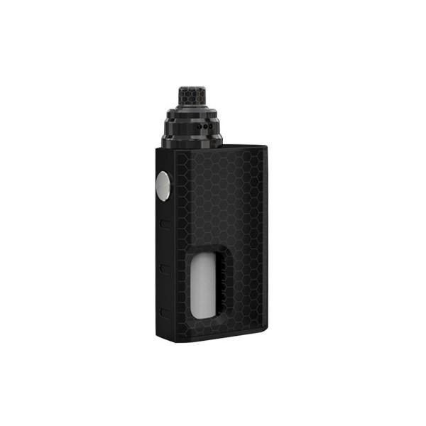 Wismec - Luxotic Bf Box 100W + Tobhino RDA KIT - Black Honeycomb