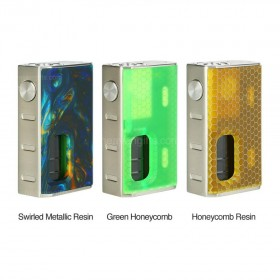 Wismec - Luxotic Bf Box 100W - Swirled Metallic Resin