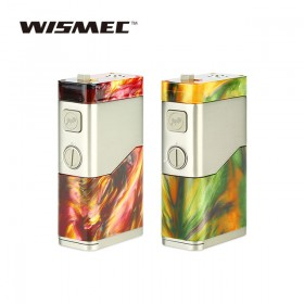 Wismec - LUXOTIC NC Dual 20700 - 250W - Green