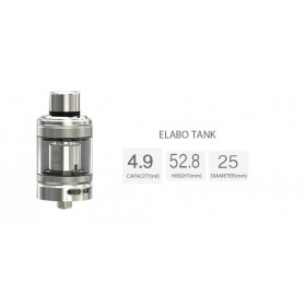 WISMEC ELABO - 4,9ml - SILVER