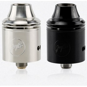 WISMEC INDESTRUCTIBLE - RDA By JAYBO - NERO