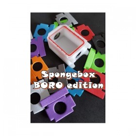 SpongeBox Boro Edition - Arancione