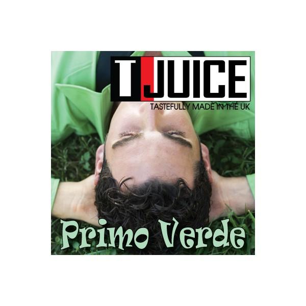T-JUICE PRIMO VERDE - AROMA CONCENTRATO - 10 ml