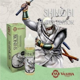 VALKIRIA CONCENTRATO 20ML - SHINOBI ICE - LIMITED EDITION