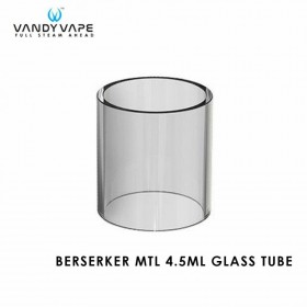 Vandy Vape - Berserker Glass Tube MTL 4,5ml