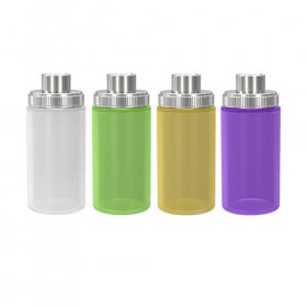 WISMEC - Luxotic Silicone Squeeze Bottle (6,8ml - 2pz) - Amber