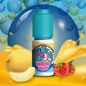 BUBBLE ISLAND - AROMA MELON N STRAW 10ML