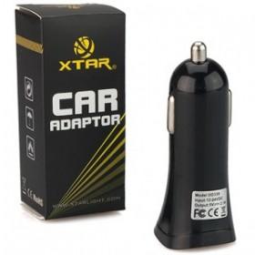 XTAR - CARICABATTERIA USB AUTO