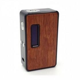 Lost Vape - EPETITE DNA60 TC Box Mod - Scocca nera/sportello legno