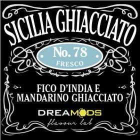 DREAMODS - Sicilia Ghiacciato No.78 - AROMA CONCENTRATO 10ML