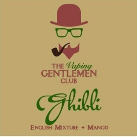 Aroma The Gentlemen Club - Classic Line - Ghibli