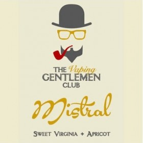 Aroma The Gentlemen Club - Classic Line - Mistral