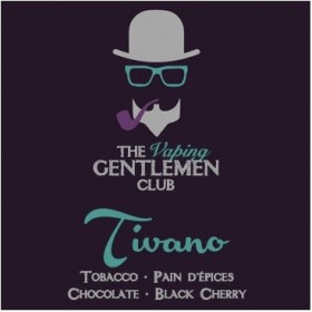 Aroma The Gentlemen Club - Classic Line - Tivano