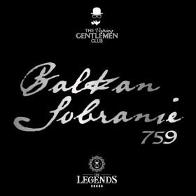 Aroma The Gentlemen Club - The Legends - Balkan Sobraine 759
