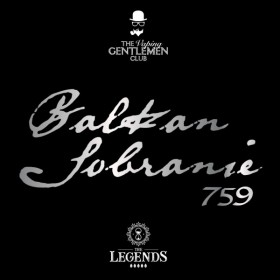 Aroma The Gentlemen Club - The Legends - Balkan Sobraine 759