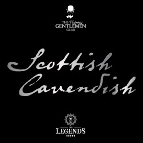 Aroma The Gentlemen Club - The Legends - Scottish Cavendish