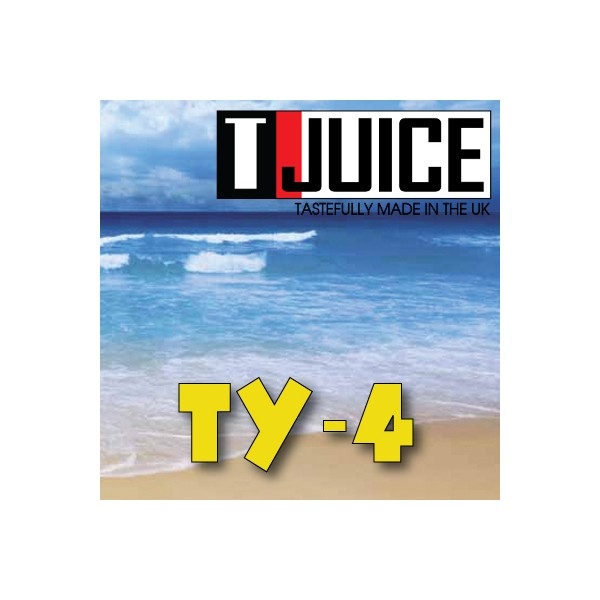 T-JUICE TY-4 - AROMA CONCENTRATO - 10 ml