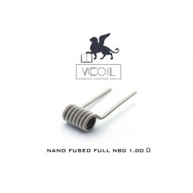 Venice Custom Coil Nano Fused 1.00 Ohm