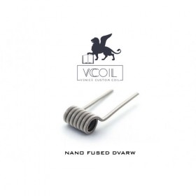 Venice Custom Coil Nano Fused Dvarw