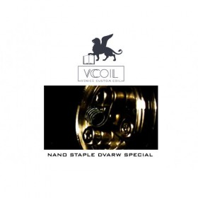Venice Custom Coil Nano Staple Dvarw Special