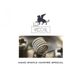 Venice Custom Coil Nano Staple Vampire Special